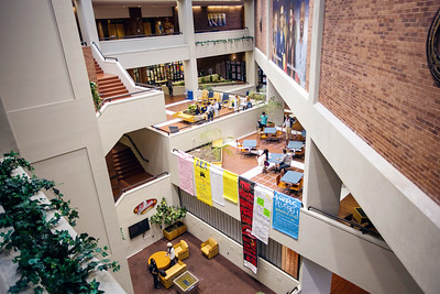 Curris Center Interior