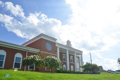 Heritage Hall Exterior