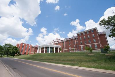 Hollis C. Franklin Hall