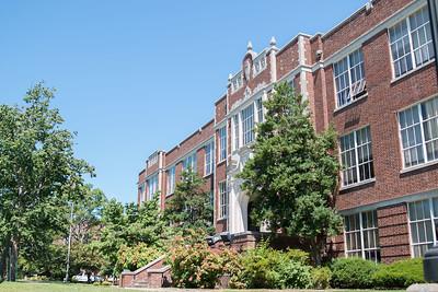 Wilson Hall Exterior