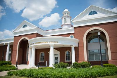 Wellness Center Exterior