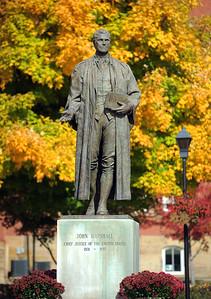John marshall Statue2038