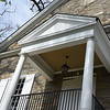 Meeting House, West Portico