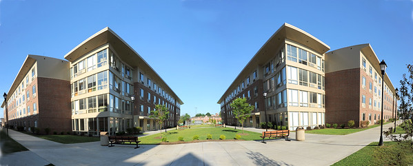 Student Housing- Freshman North & South EXT