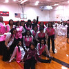 "The Timberview High School girls step team, ""Ladies of Sole,"" took home the 1st place trophy in the Girls Division at the Texas Step Team Association's State Competition, held in Houston on April 30. The team will represent Texas at the 2012 National Championship in Nashville, Tennessee."