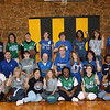 Mavs Mania! MISD Staff dressed in Dallas Mavericks spirit wear in honor of the team's NBA final games.