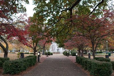 Wilson Park, Downtown Florence, AL