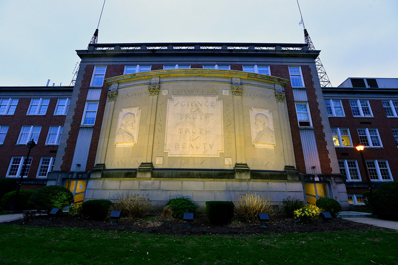 science building1870