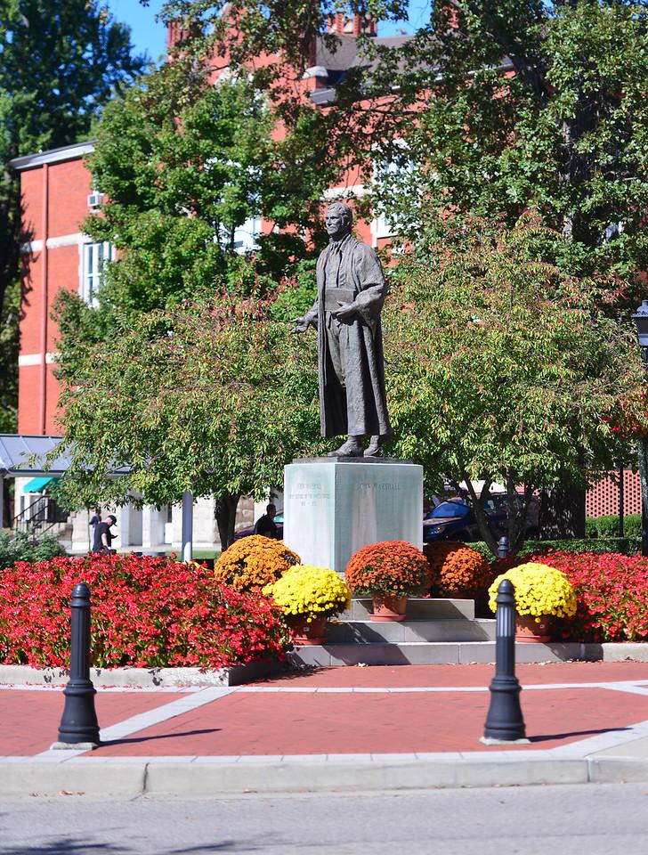 John Marshall Statue0434