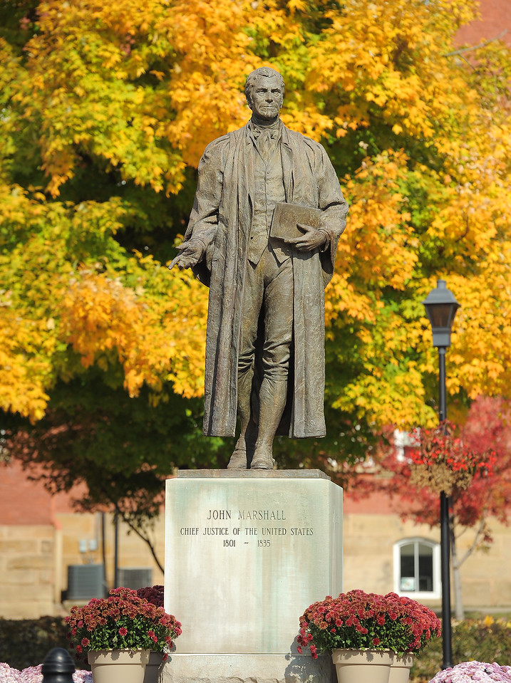 John marshall Statue2030