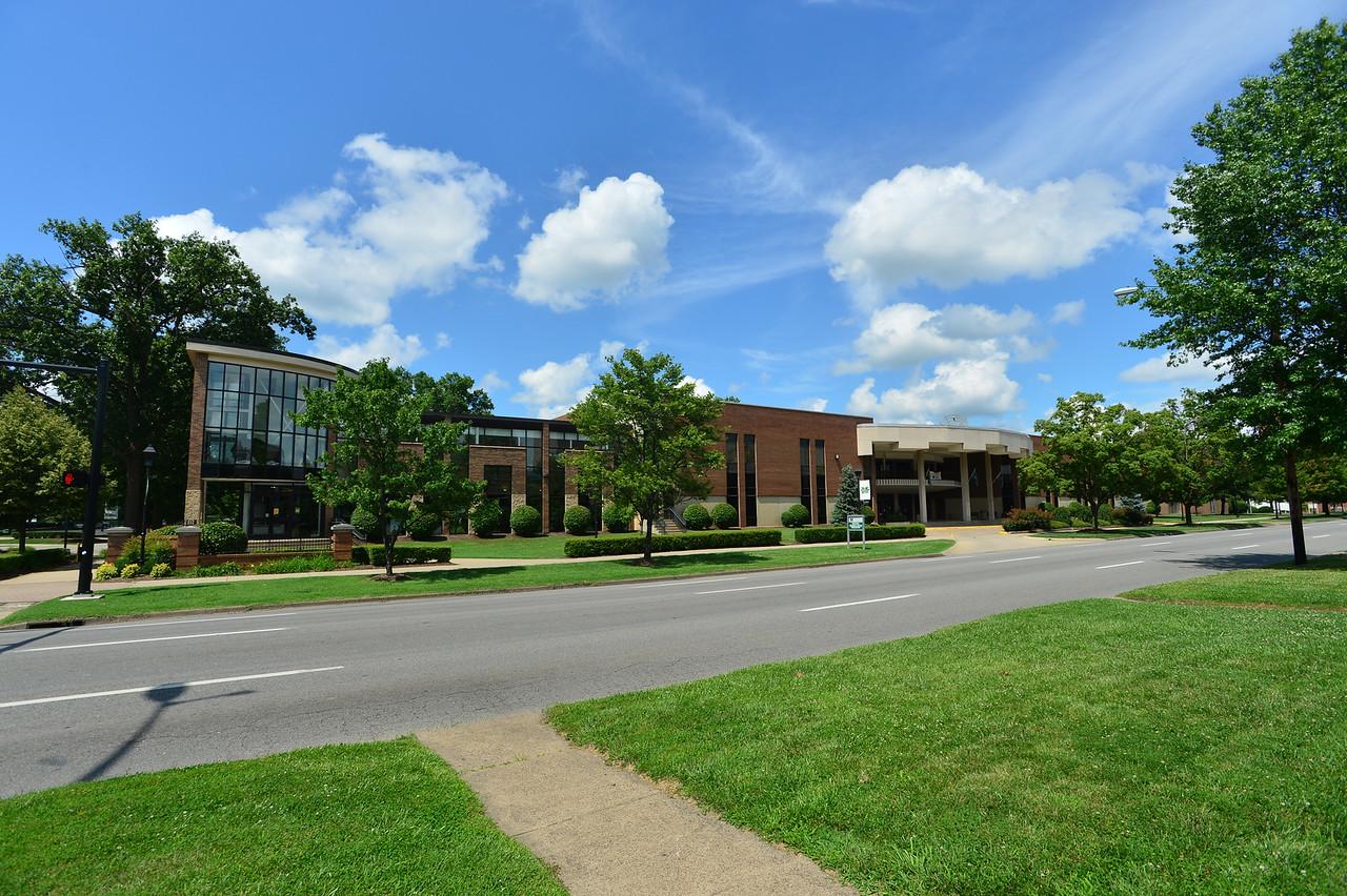 Memorial Student Center1762