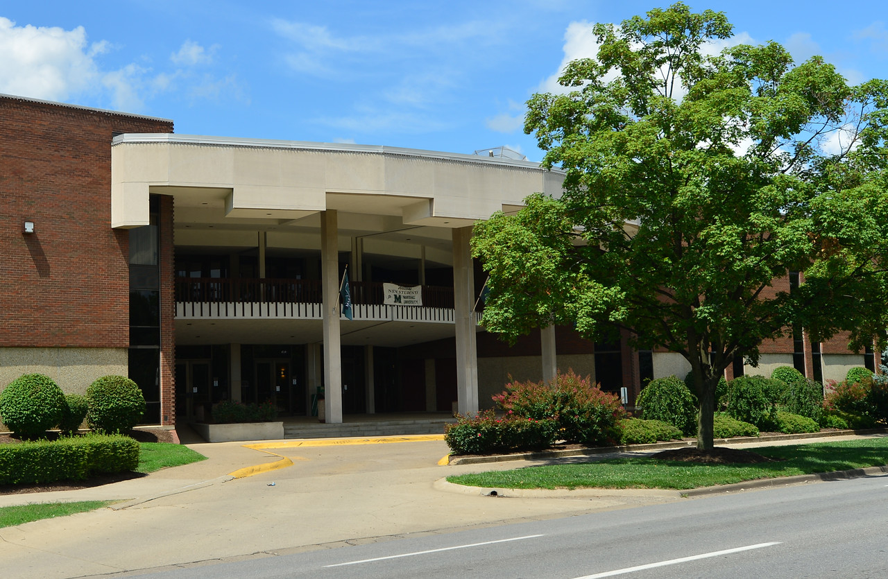 Memorial Student Center1731