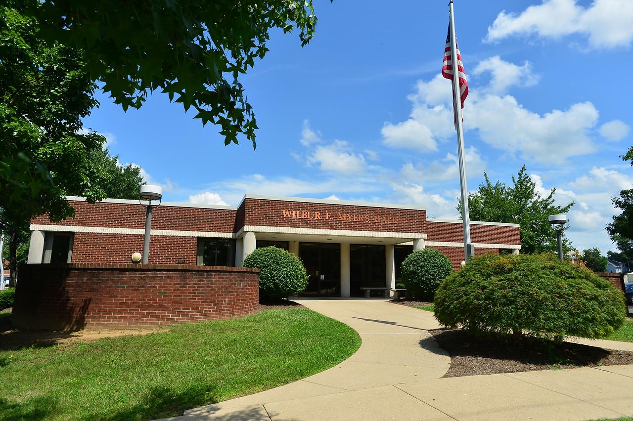 Myers Hall1685