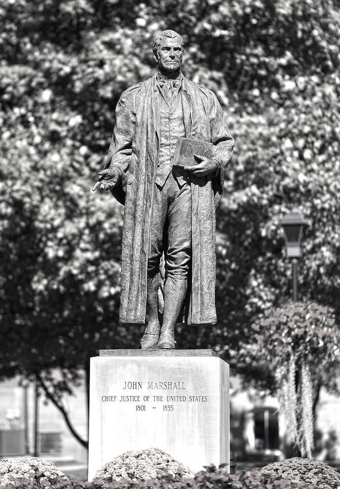 John Marshall Statue0462