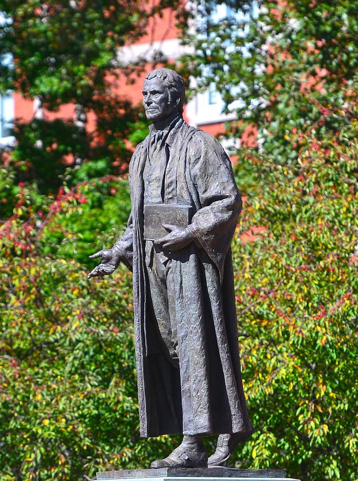 John Marshall Statue0428
