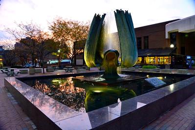 Memorial Fountain