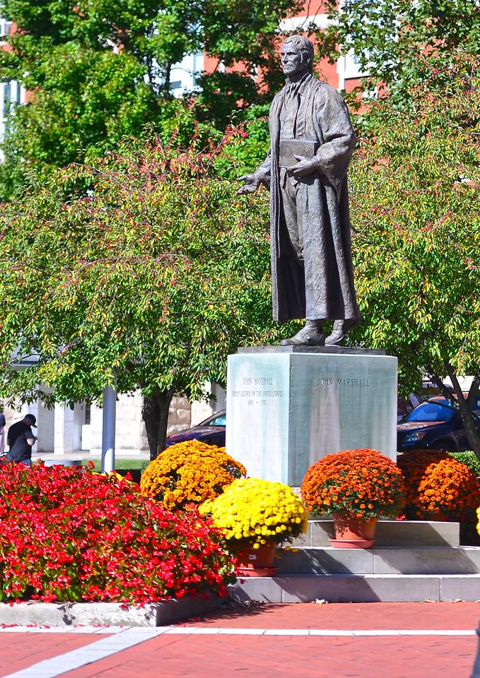 John Marshall Statue0448