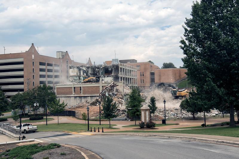 Future Site of Anderson College of Nursing