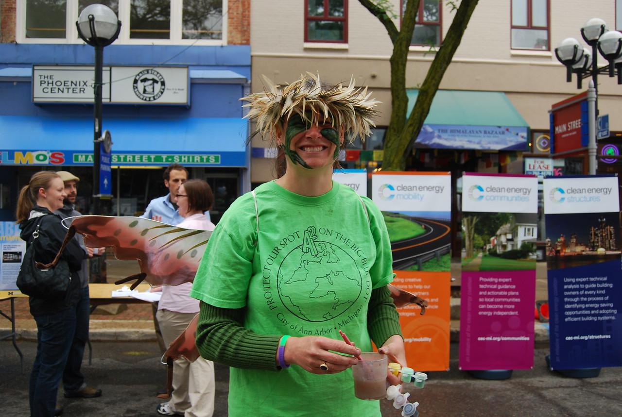 Greenfair 2011