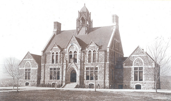 Cutler Hall Early 1900's