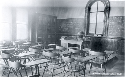 Recitation Room, Palmer Hall