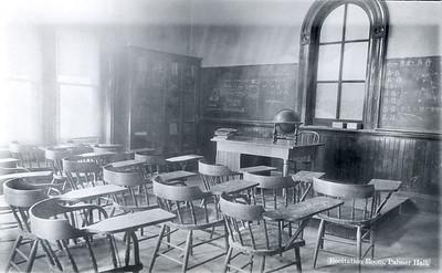 Recitation Room, Palmer Hall