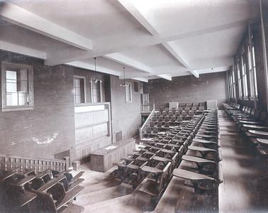 Palmer Hall Amphitheater Lecture Hall circa 1906