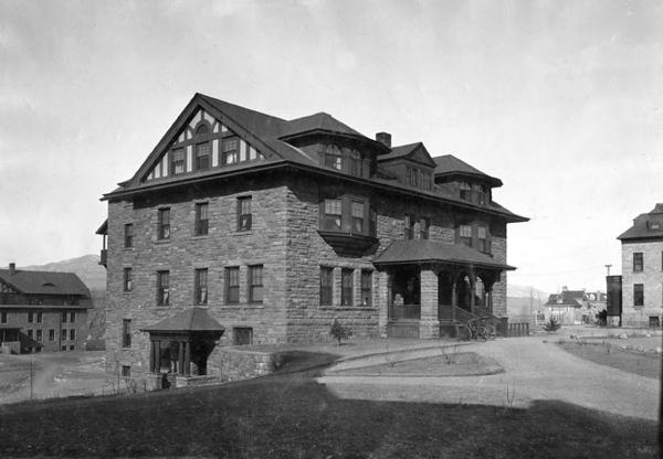 Ticknor circa 1900