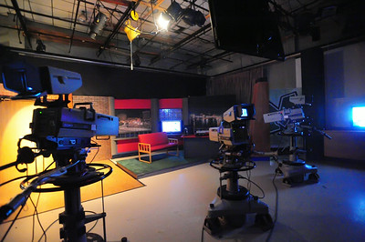 tv studio8591