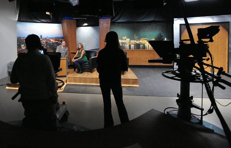 tv studio 7