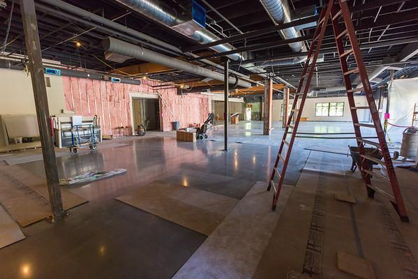 Pilot House Construction 8/6/15