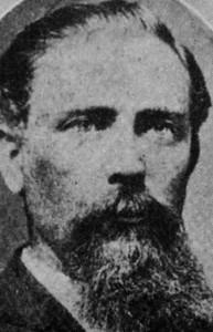 Dr. Hardie A. Brown (1881 – 1885)