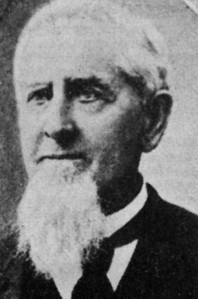 Dr. James Abram Heard (1885 – 1886)