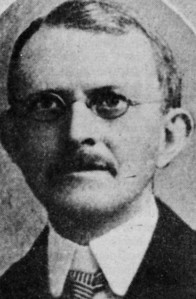 Mr. Marshall Clark Wilson (1897 – 1911)