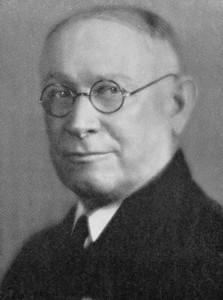 Dr. Henry J. Willingham (1913 – 1937)
