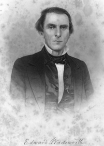 Dr. Edward Wadsworth (1846 – 1852)