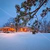 Quad, Snow, Evening_3-2013_13-2