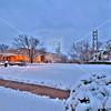 Quad, Snow, Evening_3-2013_13
