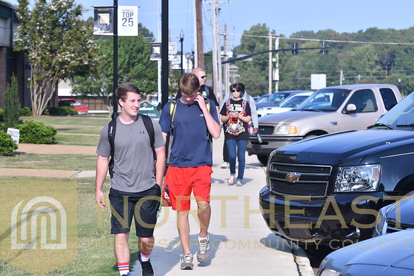 2018-08-13 CAMPUS First Day Of School