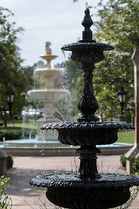 Crocker Fountain, Oct 2, 2017