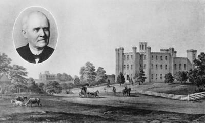 Wesleyan abd President of 1855
