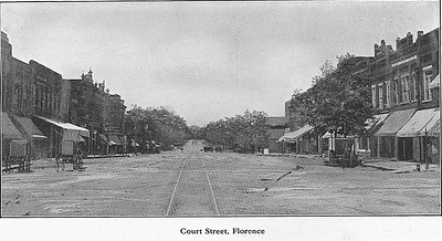 Court Street, Florence, AL