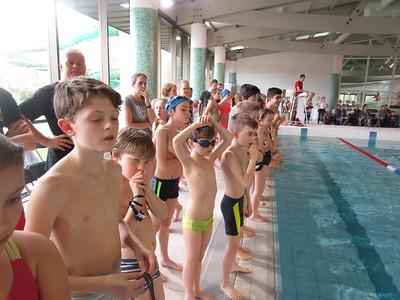 zwemwedstrijd 10 maart