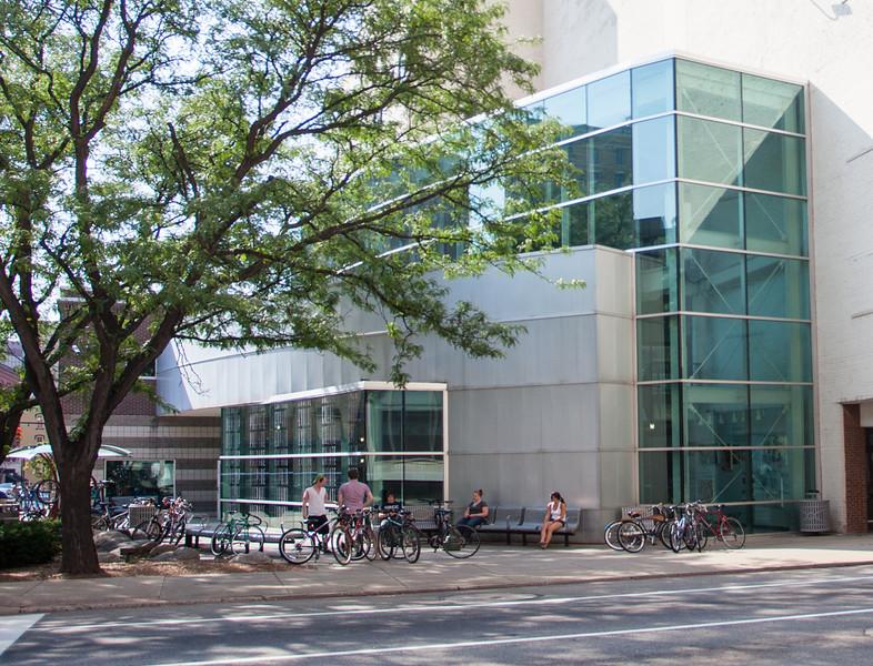 KCAD Main Building