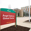 Ángel Cabrera Global Center in Fairfax Campus.  Photo by:  Ron Aira/Creative Services/ George Mason University
