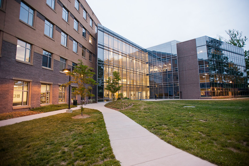 The Nguyen Engineering Building