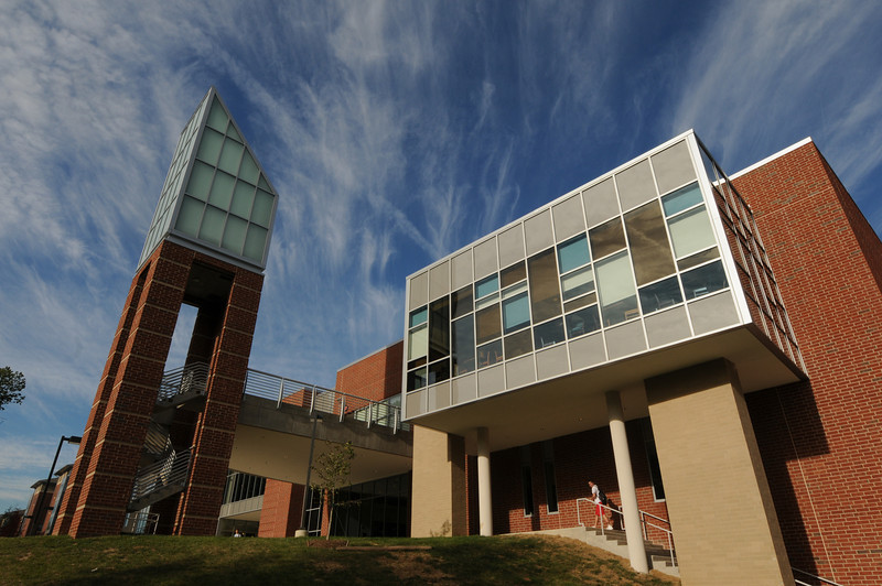 Southside Dining at the Fairfax Campus. Photo by Evan Cantwell/George Mason University