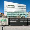 Arlington Campus sign.  Photo by:  Ron Aira/Creative Services/George Mason University