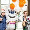 Dunkin Donuts opens at George Mason Fairfax Campus.  Photo by:  Ron Aira/Creative Services/George Mason University