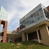 An exterior shot of Southside.  Photo by Creative Services/George Mason University